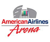 logo american airlines arena