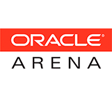 logo oracle arena
