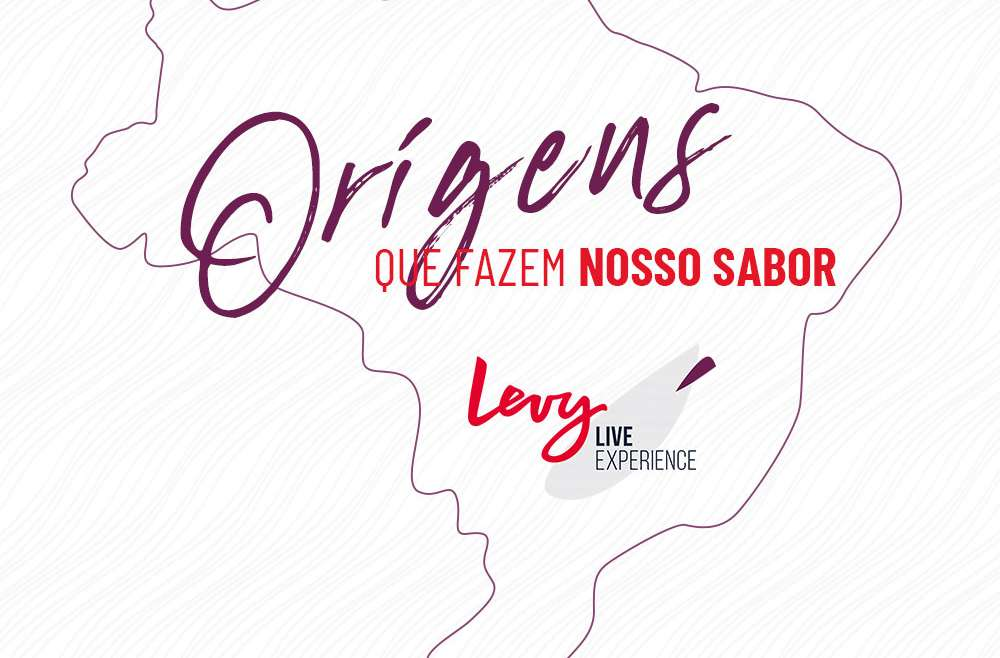 Origens Levy Live Experience!